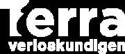 Terra verloskundigen praktijk Amsterdam Noord Zeeburgereiland Logo wit